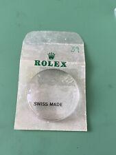 Rolex factory Orig Vintage crystal T 25 - 39 NOS Rolex  5513 5512 1680 1665