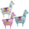 Alpaca Llama Foil Balloon Party Mexican Summer Aloha Hawaiian Tropical
