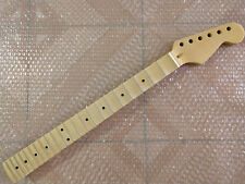 Full scalloped  Guitar Neck Replacement 22 Fret Maple ST style
