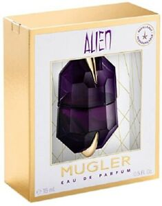 THIERRY MUGLER ALIEN REFILLABLE 15ML EDP SPRAY BRAND NEW & BOXED