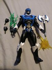 Power Rangers Used Lighting Collection Psycho Blue Ranger