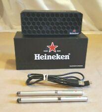 Heineken Bluetooth Speaker Personal Sound System w/Box