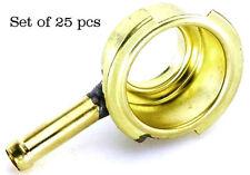 """COPPER-BRASS FILLER NECK (OD: 1.69"""" / 43mm) (SET OF 25 PCS.)"""