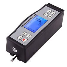 SRT6200 Surface Roughness Meter Gauge Digital LCD Tester Ra Rz Rechargeable