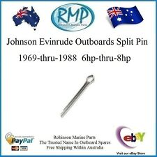 A Brand New Evinrude Johnson Propeller Nut Split Pin 6hp-thru-8hp # R 305296