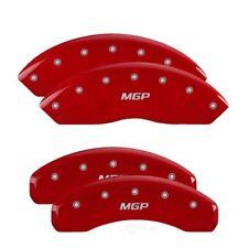 Disc Brake Caliper Cover-Base MGP Caliper Covers 29192SMGPRD