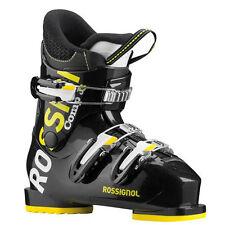 2016 Rossignol Comp J3 Size 22.5 Jr Ski Boots Black RBD5120