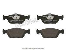 VOLVO 850 C70 S70 V70 (1993-2004) Brake Pad Set FRONT JURID + 1 YEAR WARRANTY