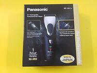 Panasonic ER1611k Professional Hair Trimmer Clipper ER1611 - 100% Original New
