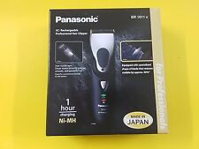 Panasonic ER1611k Professional Hair Trimmer Clipper ER1611 - 100% Original New