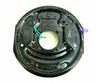 """Utility Trailer Electric Drum Brakes Cluster Backing Plate 10"""" x 2 1/4"""" (1 Pair)"""