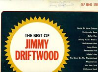 """The Best Of JIMMY Driftwood 12 """" LP (L8514)"""