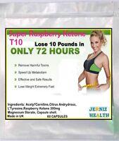 123 EXTREME T10 RAPID FAT BURNER PLUS-FAST SLIM WEIGHT LOSS SLIMMING DIET PILLS