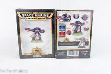 Games Workshop Warhammer 40k 40,000 Space Marine Captain Centos New Sealed