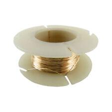Precious Metal Wire Gold Filled Round 18-20-22-24-26-28-30 gauge