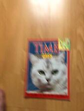 Time Magazine 7 Dec Cats