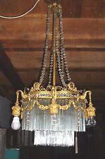 Lüster Leuchter Beleuchtung Kronleuchter Lampe Kristallleuchter Glas Deckenlampe