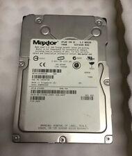 """Dell 0T4363 T4363 Maxtor ATLAS 146GB 15K U320 SCSI 3.5"""" Server Disco Rigido"""