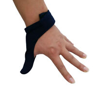 Stretch Reversible Right / Left Hand Grip Thumb Saver for Bowling Ball Sport