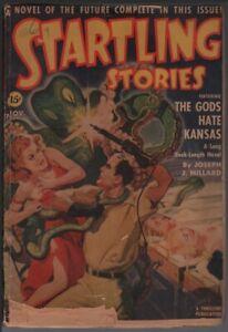 Startling Stories 1941 November.