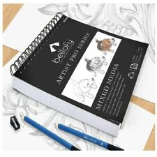 100 Sheet A4 Acid Free Watercolor Acrylic Painting Drawing Paper Sketch Book Pad