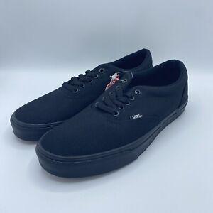 Vans Doheny Black/Black/Gum Men's Size 11 Skate Skateboard Shoes/Sneakers