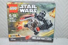 Box Game Lego Star War Microfighter Tie Striker Serie 4 New 75161 Game