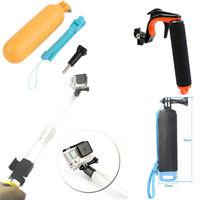 Waterproof Floating Hand Grip Float bobber Stick For Gopro EKEN H9 SJCAM SJ4000