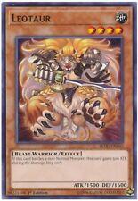 Yu-Gi-Oh! X3 Leotaur 1st Ed Common LEDU-en045 NM
