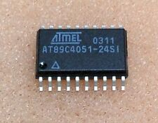 1 pc. AT89C4051-24SI  Mikrocontroller 24MHz 4KByte FLASH SOIC20  #BP