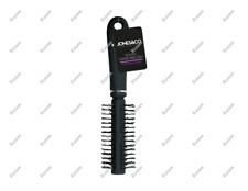 Diamante ROUND Paddle Hair Brush Comb Anti-static Paddle Massage Scalp Brush