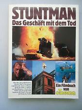 Stuntman Das Geschäft mit dem Tod Ein Filmbuch von cinema 1. Auflage 1982 Film