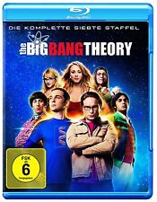 THE BIG BANG THEORY, Staffel 7 (2 Blu-ray Discs) NEU+OVP