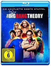 THE BIG BANG THEORY, Staffel 7 (2 Blu-ray Discs) NEU+OVP
