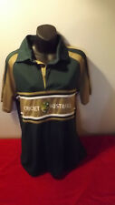 CRICKET AUSTRALIA OFFICAL COOPER POLO IN GREAT CONDITION SIZE M