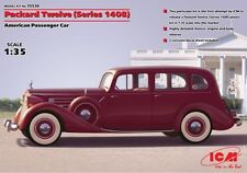 Icm 1/35 Packard douze (séries 1408) Américain passagers Voiture # 35536