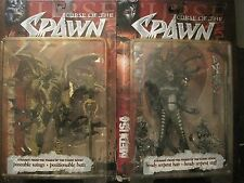 McFarlane Curse of the Spawn Medusa & The Curse of the Spawn 2 NIP