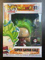 Funko POP Dragon Ball Super Saiyan Kale 816 Chalice Collectibles Exclusive MINT