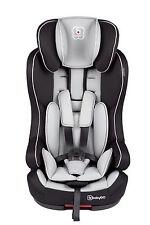 Isofix Kinderautositz Autokindersitz Autositz Isofixsitz grau 9-36 kg Babygo neu