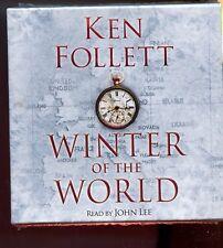 Ken Follett / Winter Of The World - 12CD Audiobook - New & Sealed