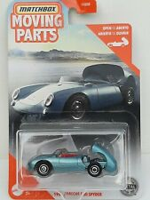 Matchbox moving parts 1 /64. 1955  Porsche 550 Spyder . Neuf sous bister