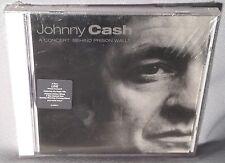 CD JOHNNY CASH A Concert Behind Prison Walls PROMO NEW MINT SEALED