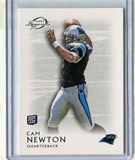 2011 Topps Legends Cam Newton RC Rookie Card #75 MINT!