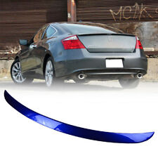 Painted For HONDA Accord Coupe 2DR OE Style Trunk Boot Spoiler ABS 08-12 #B551P