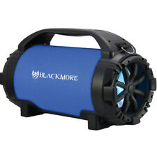Blackmore Amplified 750-Watt LED Speaker w/ Bluetooth Connectivity & FM Radio