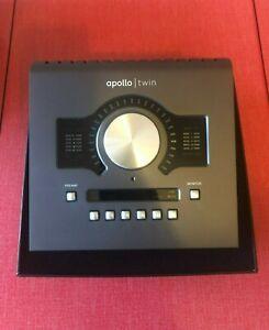 Universal Audio Apollo Twin Duo MkII Thunderbolt - excellent condition