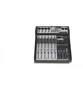 MIXER AUDIO PAMX2.42 USB 8 CANALI + RIPRODUZIONE / REGISTRAZIONE USB+ EFFETTI MI
