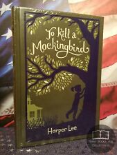 NEW SEALED To Kill a Mockingbird by Harper Lee Bonded Leather Hardcover Edition