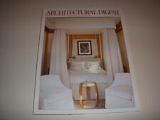 ARCHITECTURAL DIGEST Magazine, July, 2000, TRAPP CASTLE, IMAGES OF FIREWORKS!