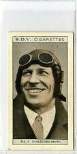 (Gs502-JB) Phillips BDV, Whos Who in Aust Sport, Ross / Kingsford Smith 1933 EX